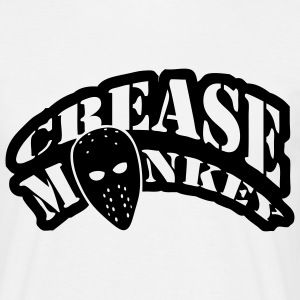 Crease Monkey T-Shirts - Men's T-Shirt