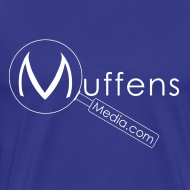 Design ~ Muffens Media T-Shirt: Blue