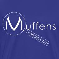 Design ~ Muffens Media T-Shirt: Blue