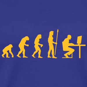 evolution_pc_3 T-shirts - Premium-T-shirt herr