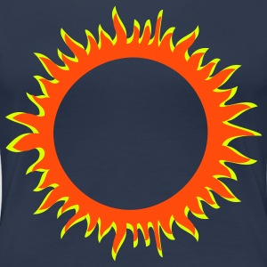 fire ring T-Shirts - Women's Premium T-Shirt