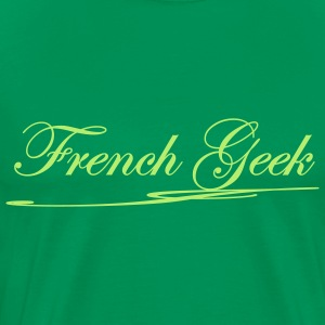 french geek T-shirts - T-shirt Premium Homme