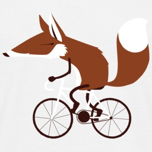 Cycling Fox T-Shirts - Männer T-Shirt