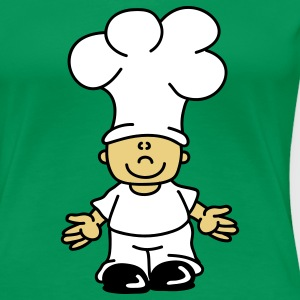 Sweet little cook T-shirts - T-shirt Premium Femme