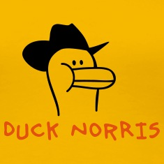 Duck Norris T-Shirts