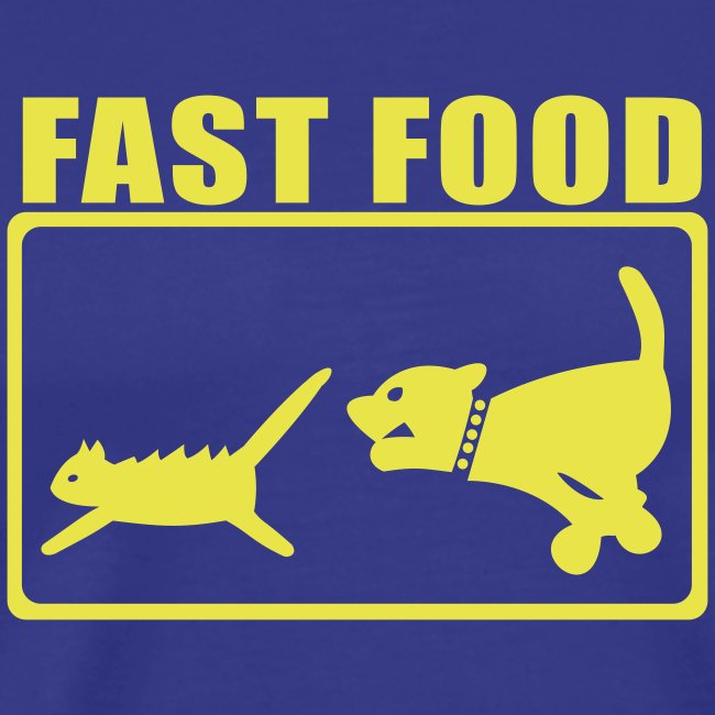 Fast food - Homme