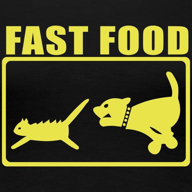 Fast food - Femme