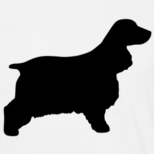 Cocker Spaniel T-Shirts - Men's T-Shirt