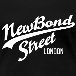 New Bond Street | London T-Shirts - Women's Premium T-Shirt