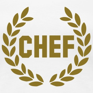 chef deluxe T-Shirts - Frauen Premium T-Shirt