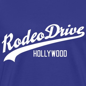 Rodeo Drive | Hollywood T-Shirts - Mannen Premium T-shirt