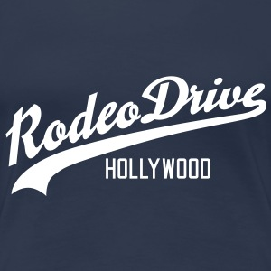 Rodeo Drive | Hollywood T-Shirts - Dame premium T-shirt