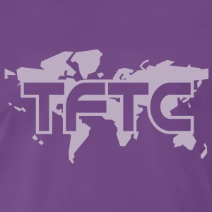 TFTC - 1color  - Men's Premium T-Shirt