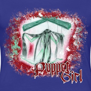 puppet girl T-Shirts - Frauen Premium T-Shirt