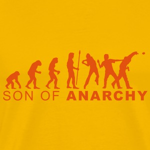 evolution_anarchy2 T-Shirts - Männer Premium T-Shirt