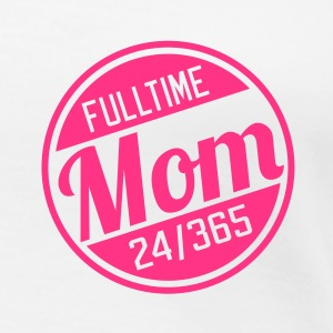 Fulltime Mom | Vollzeit Mutter T-Shirts - Women's Premium T-Shirt
