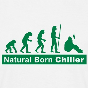 evolution_chiller2 T-Shirts - Männer T-Shirt