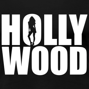 Hollywood Babe | Hollywood Fashion T-Shirts - Frauen Premium T-Shirt