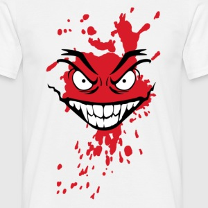 bloody monster - T-shirt Homme