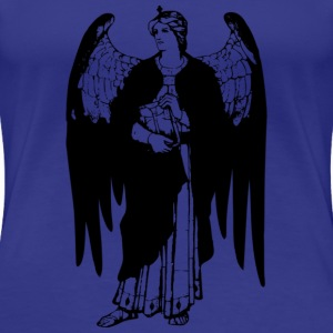 Engel, Angel - Frauen Premium T-Shirt