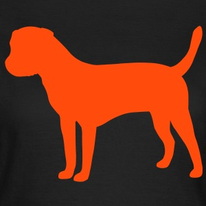 Border Terrier T-Shirts - Women's T-Shirt