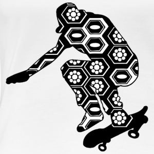 Skate UK T-Shirts - Women's Premium T-Shirt