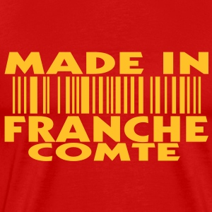 made in FRANCHE COMTE (1c) T-shirts - T-shirt Premium Homme