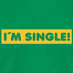 im_single_quotation_1c T-Shirts - Men's Premium T-Shirt