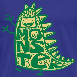 little monster T-Shirts - Men's Premium T-Shirt