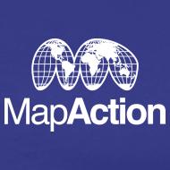 Design ~ MapAction Field Team Tee