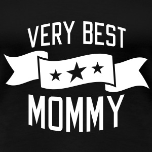 Very best Mommy T-Shirts - Vrouwen Premium T-shirt