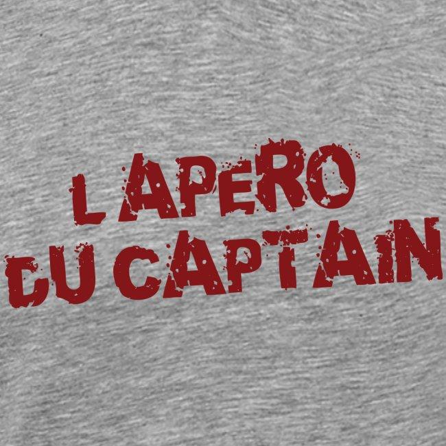 L'apero du captain ! (Bordel)