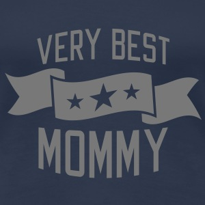 Very best Mommy T-Shirts - Frauen Premium T-Shirt