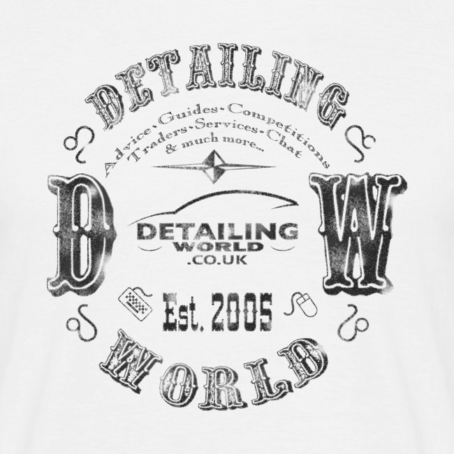 Detailing World 'Western' T-Shirt