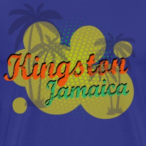 kingston jamaica T-Shirts - T-shirt Premium Homme