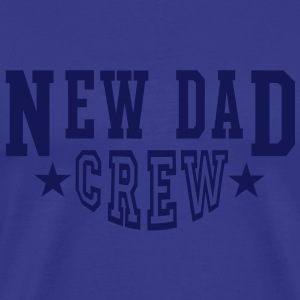 NDC New Dad Crew 2Star T-Shirt NS - Men's Premium T-Shirt
