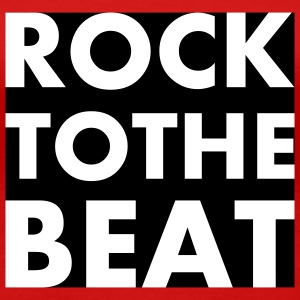 Rock to the beat - T-shirt Premium Femme