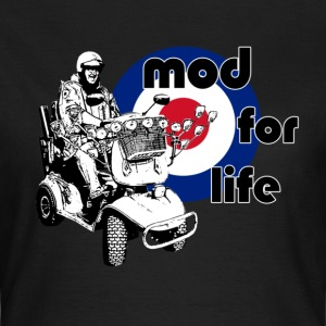 Mod For Life T-Shirts - Women's T-Shirt