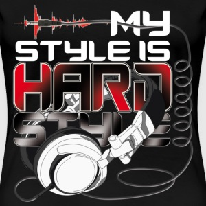 Hardstyle is my style T-Shirts - Women's Premium T-Shirt