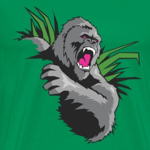 king kong - Men's Premium T-Shirt