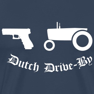 Dutch Drive-by T-shirt - Maglietta Premium da uomo