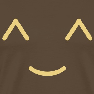 Smiley Sourire Tee shirts - T-shirt Premium Homme