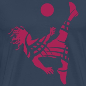 Soccer Tricks - Men's Premium T-Shirt