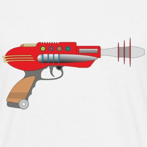 Ray Gun - Men's T-Shirt