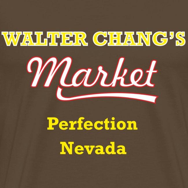 Tremors, Walter Chang's Market