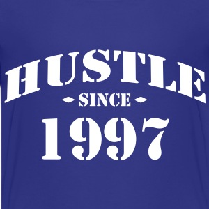 hustle since - Teenager Premium T-Shirt