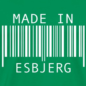Made in Esbjerg T-shirts - Herre premium T-shirt