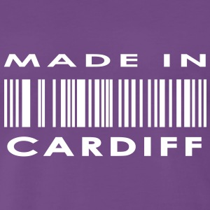 Made in Cardiff T-Shirts - Men's Premium T-Shirt