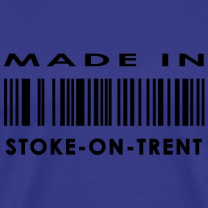 Made in Stoke-on-Trent T-Shirts - Men's Premium T-Shirt