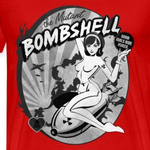 Mutant Bombshell - Men's Premium T-Shirt